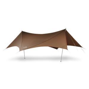 スノーピーク HDタープ シールド ヘキサエヴォ Pro. [ TP-250R ] [snow peak アウトドア キャンプ 用品]|mitsuyoshi