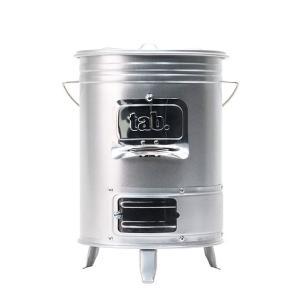tab.(タブ) 缶ストーブSE TA-00 アウトドア キャンプ グリル