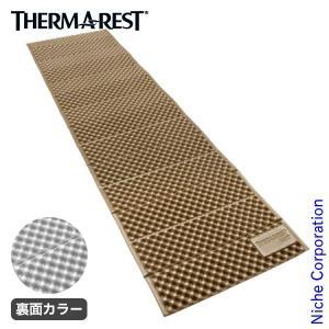 サーマレスト Zライト (R レギュラー コヨーテブラウン/グレイ) 30302 P3