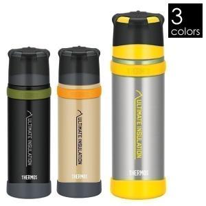 サーモス ステンレスボトル 500ml 山専ボトル FFX-501