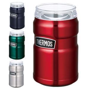 サーモス 保冷缶ホルダー 350ml缶用 ROD-002|ニッチ・リッチ・キャッチ