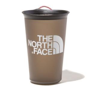 ノースフェイス ランニングソフトカップ 200 NN31903-CG 折り畳みコップ|ニッチ・リッチ・キャッチ