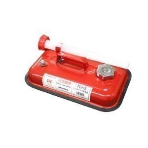 除雪機・発電機に!ガソリン携行缶(携帯缶) 3リットル缶 TU-3 mitsuyoshi