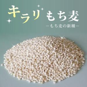 国産 キラリもち麦 1kg もち麦の新種の詳細画像1