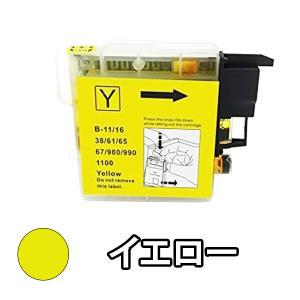 BROTHER ブラザー 互換インク LC11Y イエロー 単品1本 MFC-5890CN MFC-...