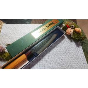 堺孝行 スーパー青紙 剣型三徳 160mm 即納 mitusaburo