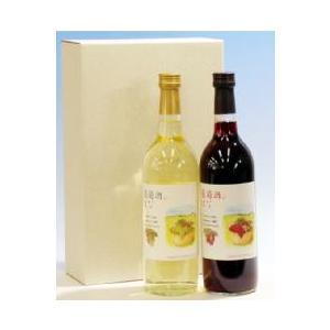母の日 父の日 ギフト プレゼント ギフト お酒 はこだてわいん 葡萄酒のはな 赤白ギフト セット|mituwa