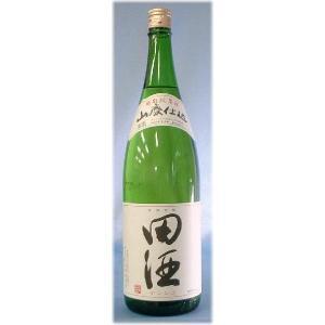 2017年 バレンタイン 田酒 山廃仕込 特別純米1800ml 日本酒