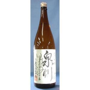お歳暮 御歳暮 ギフト 2017 日本酒 泉川 純米吟醸1800ml 日本酒|mituwa