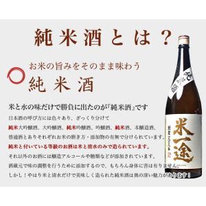 お歳暮 日本酒 純米酒 セット 飲み比べ お酒 一升瓶 1800ml 4本 夢の福袋 詰め合わせ 辛口|mituwa|03