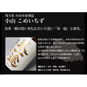 お歳暮 日本酒 純米酒 セット 飲み比べ お酒 一升瓶 1800ml 4本 夢の福袋 詰め合わせ 辛口|mituwa|06