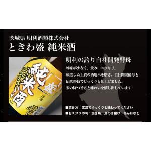お歳暮 日本酒 純米酒 セット 飲み比べ お酒 一升瓶 1800ml 4本 夢の福袋 詰め合わせ 辛口|mituwa|07