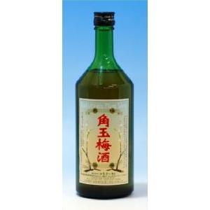 バレンタイン ギフト 2018 焼酎 角玉 梅酒 720ml|mituwa