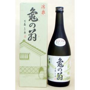 お歳暮 御歳暮 ギフト 2017 日本酒 亀の翁 大吟醸720ml 日本酒|mituwa