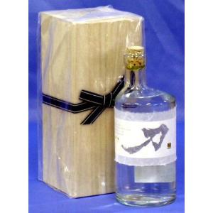 バレンタイン ギフト 2018 焼酎 刀 KATANA 500ml 44° 木箱入り|mituwa
