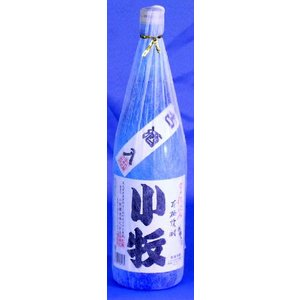 遅れてごめんね 敬老の日プレゼント ギフト 焼酎 小牧 古酒1800ml 25°|mituwa