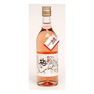 バレンタイン ギフト 2018 日本酒 北島酒造 御代栄 みよさかえ 梅酒500ml|mituwa