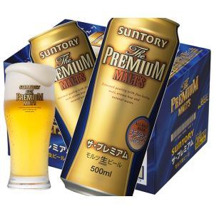 母の日 父の日 ギフト プレゼント ギフト お酒 ビール ビール サントリー・プレミアムモルツ500ml×12本|mituwa