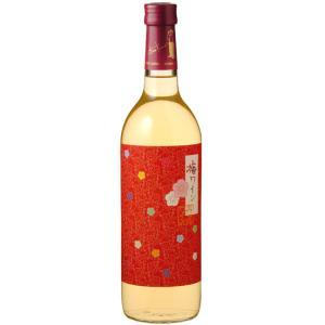 母の日 父の日 ギフト プレゼント ギフト お酒 ワイン 丹波 梅ワイン720ml|mituwa
