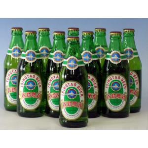 母の日 父の日 ギフト プレゼント ギフト お酒 ビール 青島ビール 瓶 355ml24本入 1ケース|mituwa