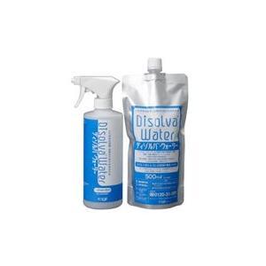 次亜塩素酸水ディゾルバウォーター500ml+スプレー容器セット