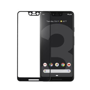 Google Pixel 3 / Pixel 3 XL 強化ガラスフィルム 3D 曲面 全面保護 フルカバー 旭硝子製ガラス素材 9H miwacases 03