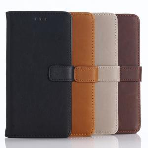 Qua phone QZ / おてがるスマホ01 ケース カバ ー 手帳 レザー フリップ スタンド カード収納 au 京セラ miwacases