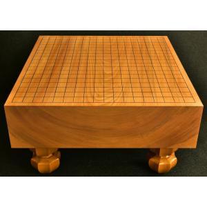 碁盤 本桂40号松印 miwagobanten