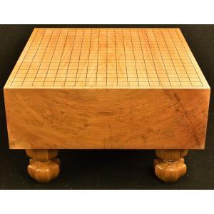 碁盤 本桂50号竹印 miwagobanten