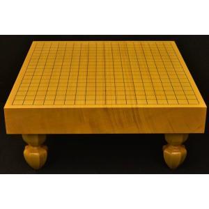 碁盤 新かや20号 柾目一枚板 松印 miwagobanten