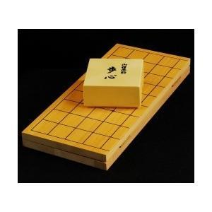 折将棋盤5号プラスチック駒セットA|miwagobanten