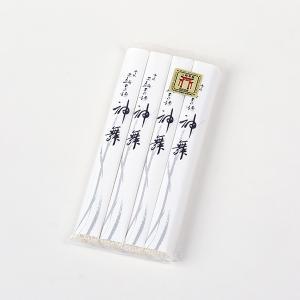 三輪の神舞 60gX4本袋入(商品記号:KI-4)|miwaminami-store