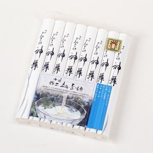 三輪の神舞 60gX8本袋入(商品記号:KI-8)|miwaminami-store