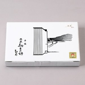 そうめん 緒環 50g×40束 2kg 素麺 三輪素麺みなみ お徳用 自宅用 段ボール箱|miwaminami-store