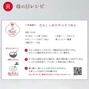 母の日 ギフト 夏野菜を使った三輪素麺(トマト・オクラ・カボチャ)18束 約12人前 限定セット|miwasoumenikeri|04