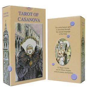 《カサノバ 》タロットカード|mixarea