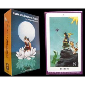 《サンアンドムーン》タロットカード[Sun and Moon Tarot Deck]|mixarea