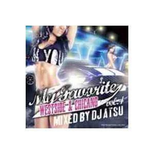 【MixCD】【洋楽】My Favorite -Westside & Chicano- Vol.4 / DJ Atsu <ATCD-141>[M便 2/12]|mixcd24