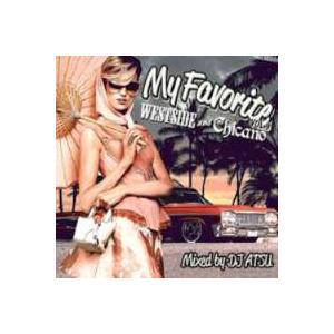 【MixCD】【洋楽】ウェッサイMy Favorite -Westside & Chicano- Vol.9 / DJ Atsu[M便 1/12]|mixcd24