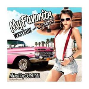 【MixCD】【洋楽】My Favorite -Westside & Chicano- Vol.10 / DJ Atsu <ATCD-183>[M便 2/12] mixcd24