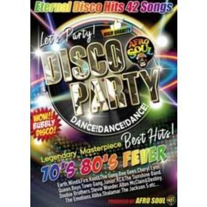ディスコ 70年代 80年代 バブリー ビージーズ ジャクソン5 洋楽DVD MixDVD Disco Party 70's 80's Fever / Afro Soul[M便 6/12]|mixcd24