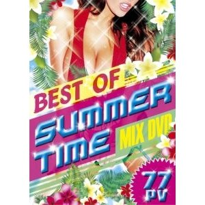 サマー・ベスト・夏【洋楽DVD・MixDVD】Best Of Summer Time Mix DVD / V.A[M便 6/12]|mixcd24