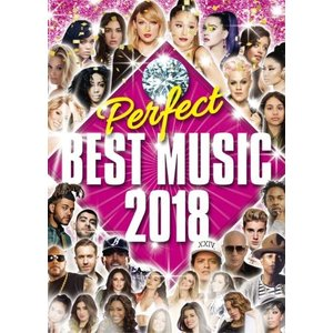 【洋楽DVD・MixDVD】Perfect Best Music 2018 / V.A[M便 6/12] mixcd24