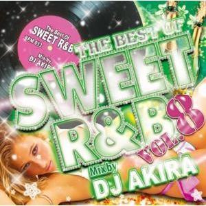 【洋楽CD・MIX CD】The Best Of Sweet R&B Vol.8 / DJ Akira[M便 2/12] mixcd24