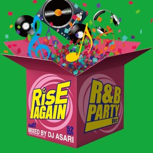 【洋楽CD・MixCD】Epix 11 -Rise Again R&B Party Ver.- / DJ Asari[M便 1/12]|mixcd24
