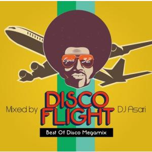 【洋楽CD・MixCD】Epix 32 -Disco Flight (The Best Of Disco Megamix)- / DJ Asari[M便 2/12] mixcd24