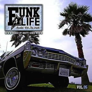 オールドスクール ソウル R&B クラシック サマー 夏 洋楽CD MixCD Funk 4 Life Vol.05 / DJ Booty-Goris[M便 2/12] mixcd24