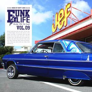 ブギー ファンク 洋楽CD MixCD Funk 4 Life Vol.09 / Booty-Goris[M便 2/12]|mixcd24