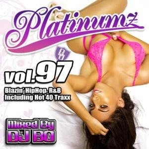 【洋楽 MixCD・MIX CD】Platinumz Vol.97 / DJ Bo[M便 1/12] mixcd24