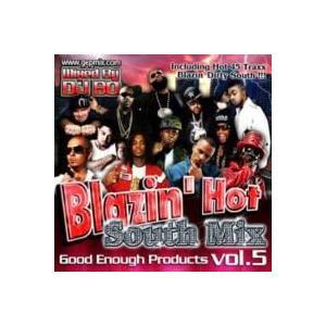【MixCD】【洋楽】Blazin' Hot -South Mix Vol.5- / DJ Bo[M便 1/12]|mixcd24
